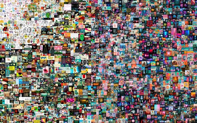 Η ψηφιακή τέχνη ακολουθεί τα βήματα των κρυπτονομισμάτων