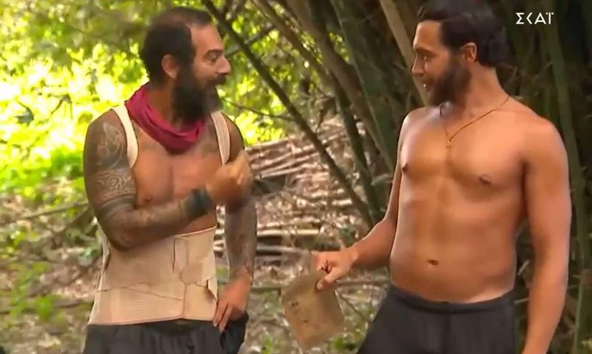 Survivor Spoiler 25/3: Η «μπιφτέκα» του Ασημακόπουλου και το μέλλον του Τριαντάφυλλου