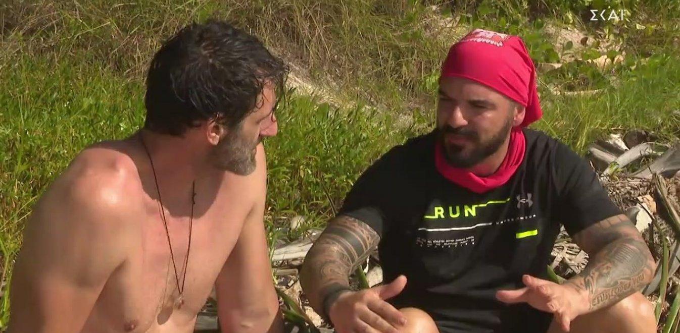 Survivor 4: Ο καβγάς με Τριαντάφυλλο που δεν έδειξαν οι κάμερες μετά την αποχώρηση Κοψιδά