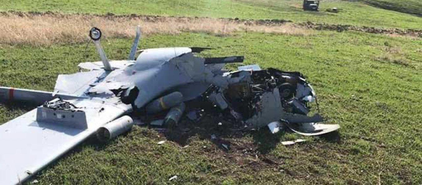 Η πρώτη κατάρριψη τουρκικού μαχητικού UAV στην Αν.Ουκρανία από ρωσόφωνους μαχητές