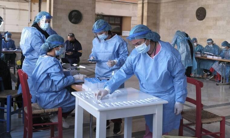 Κορονοϊός: Ξεπέρασαν τα 2.580.000 οι νεκροί και τα 116.000.000 τα κρούσματα παγκοσμίως