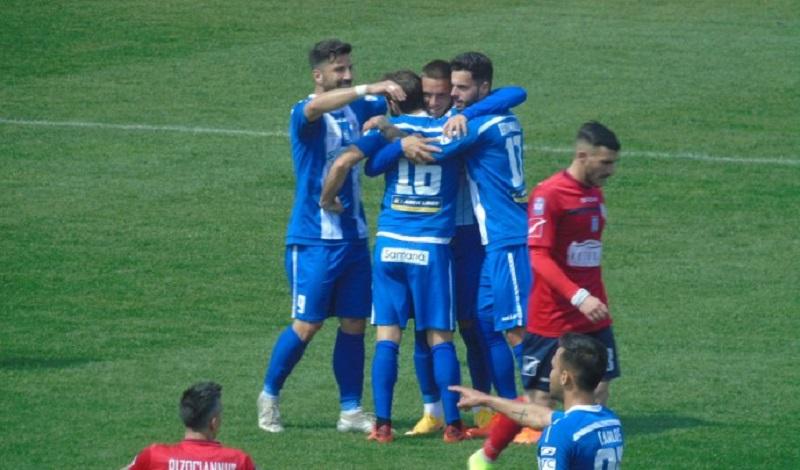 ΑΕ Καραϊσκάκης-Απόλλων Λάρισας 1-2: Απέδρασε με το διπλό!