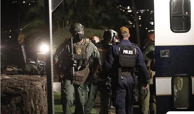 Χονολουλού: Αυτοκτόνησε ο ένοπλος που είχε ταμπουρωθεί στο δωμάτιο πολυτελούς ξενοδοχείου