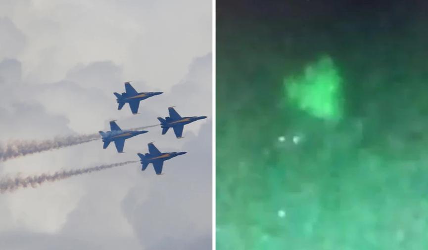 Daily Mail: Το Πεντάγωνο επιβεβαιώνει καταγραφή UFO από πλήρωμα πολεμικού πλοίου