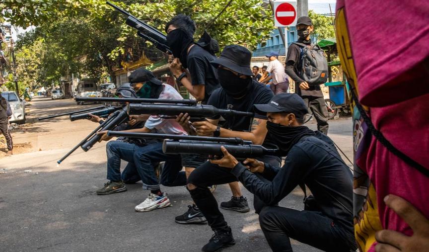 Ο ΟΗΕ φοβάται στη Μιανμάρ εμφύλιο όπως στη Συρία