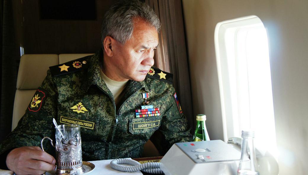 «Πολεμικές» δηλώσεις από Σοϊγκού: «Είμαστε έτοιμοι – Μετακινήσαμε 3 Στρατιές στα δυτικά σύνορα»