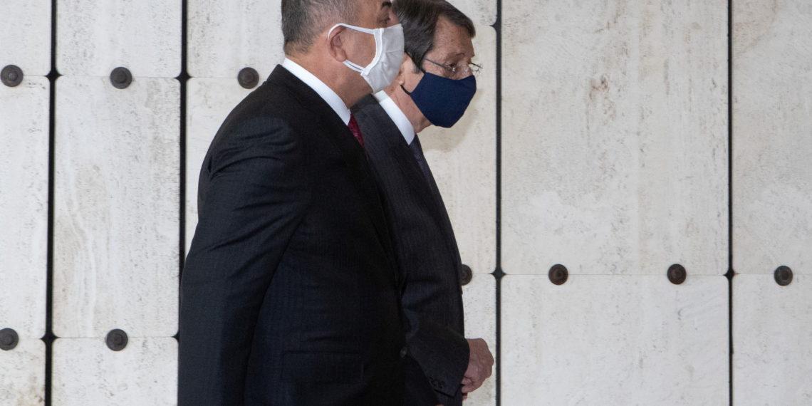 Αιχμές Τσαβούσογλου για Πενταμερή: Η Κύπρος δεν έφερε καμία νέα πρόταση