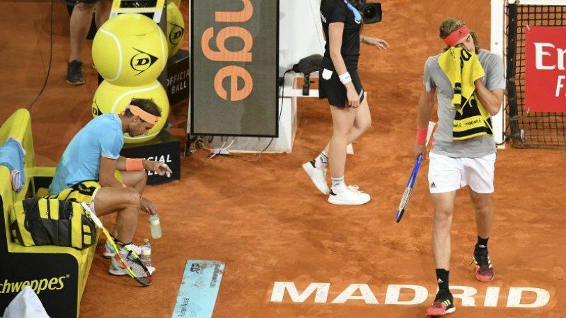 Barcelona Open: Ναδάλ - Τσιτσιπάς στον τελικό της Κυριακής (vids)