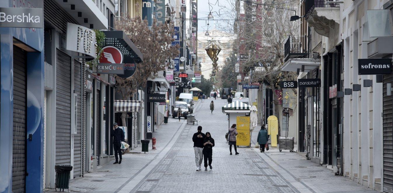 Αποζημίωση ειδικού σκοπού έως 4.000 ευρώ σε κλειστές επιχείρησεις τον Απρίλιο