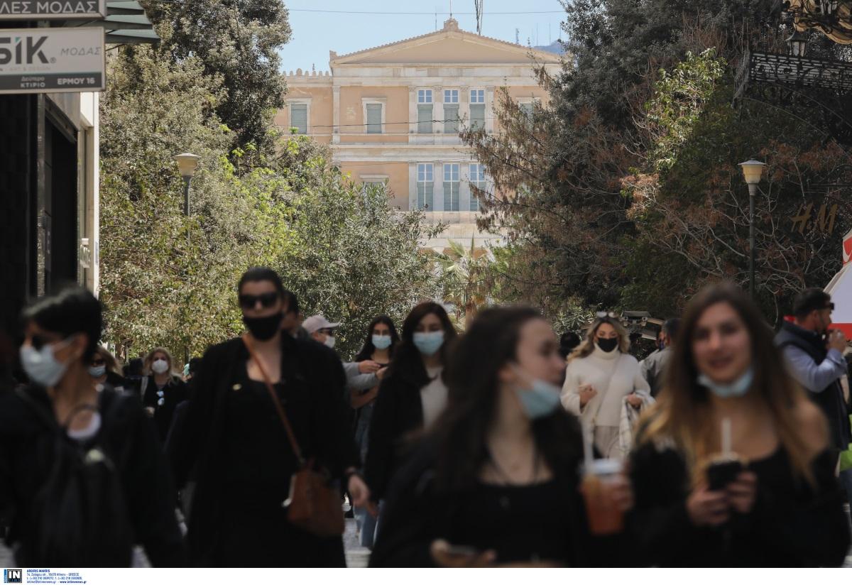 Κορονοϊός: Καμίνι η Αττική με 1861 κρούσματα – 521 στη Θεσσαλονίκη, 127 στη Λάρισα – Ο χάρτης της διασποράς