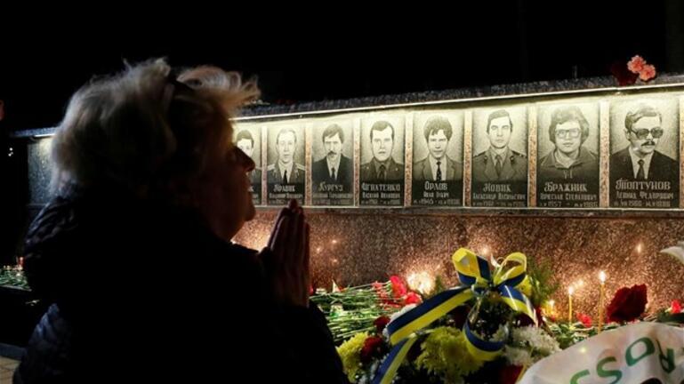 Ουκρανία: 35 χρόνια από το δυστύχημα του Τσερνόμπιλ