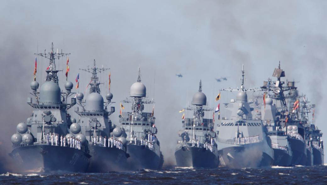 Μαύρη Θάλασσα: 20 ρωσικά πολεμικά σκάφη «περιμένουν» δύο βρετανικές φρεγάτες…