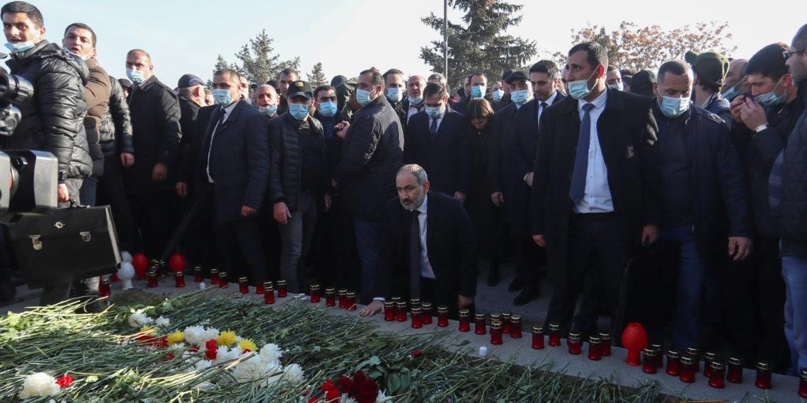 Οργή Αρμενίας: Δείγμα φυλετικού μίσους και γενοκτονικής πολιτικής το «Πάρκο των Τροπαίων» των Αζέρων