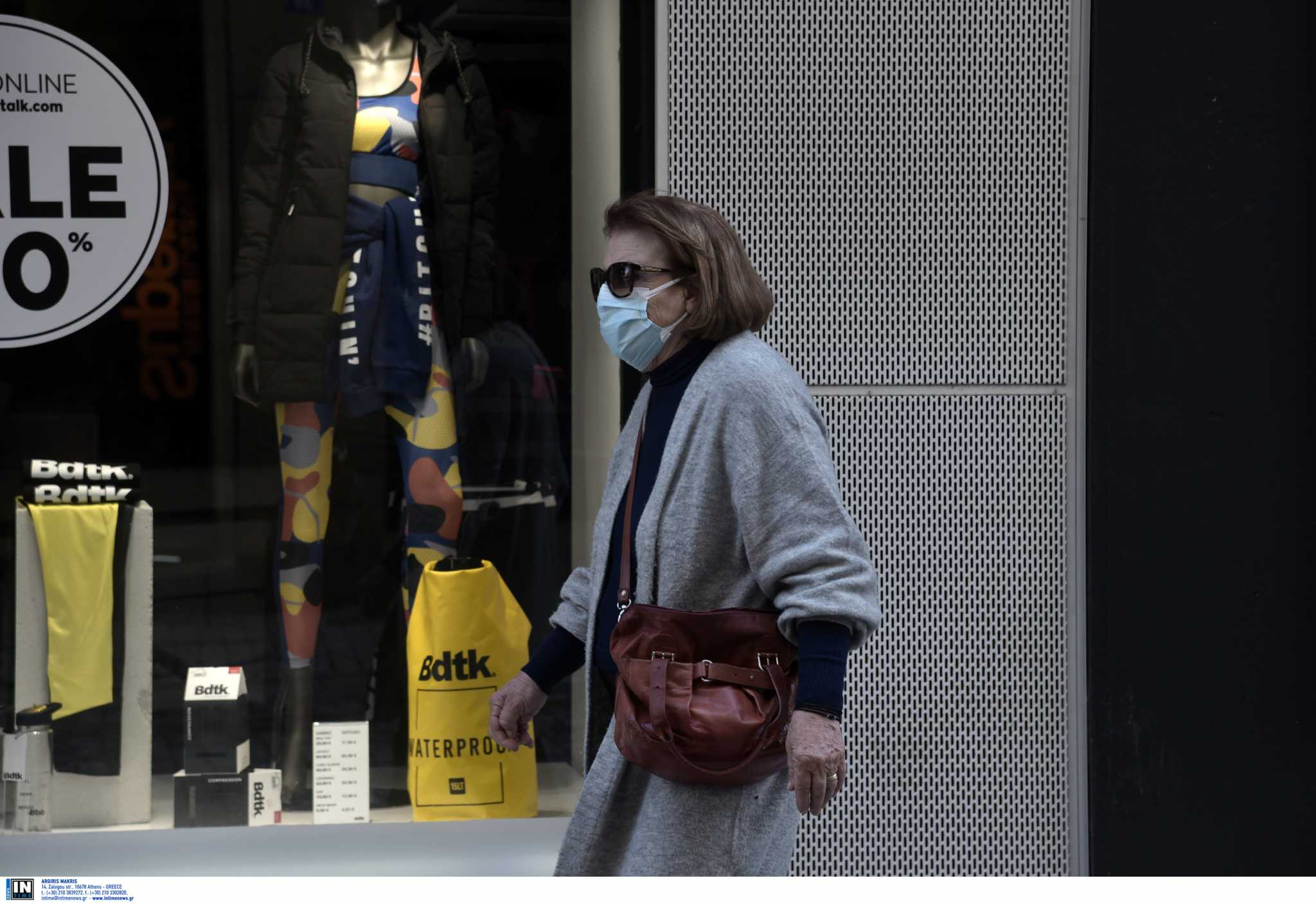 Ένδυση-Κλωστοϋφαντουργία: Οι παραγγελίες για «μάσκες» κατά του κορονοϊού συγκράτησαν την πτώση των πωλήσεων