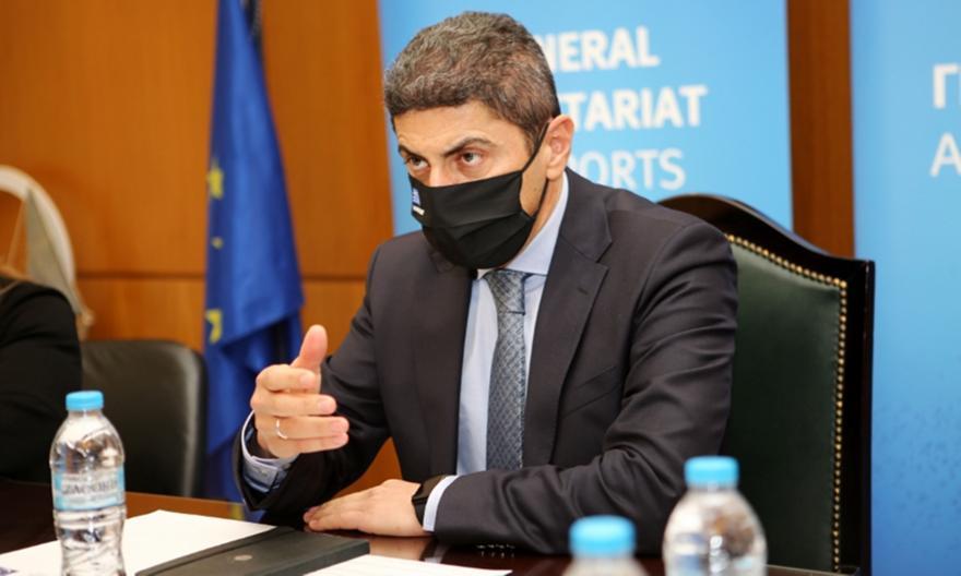 Αυγενάκης: Πώς θα γίνει η κατανομή από το στοίχημα στη νέα Super League 2
