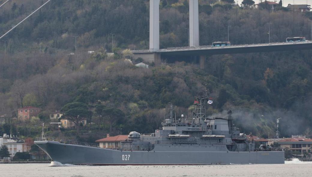 Η Ρωσία απέκλεισε διά θαλάσσης την ανατ,Ουκρανία - Άρματα μάχης T-80BVM από τον βόρειο Στόλο!