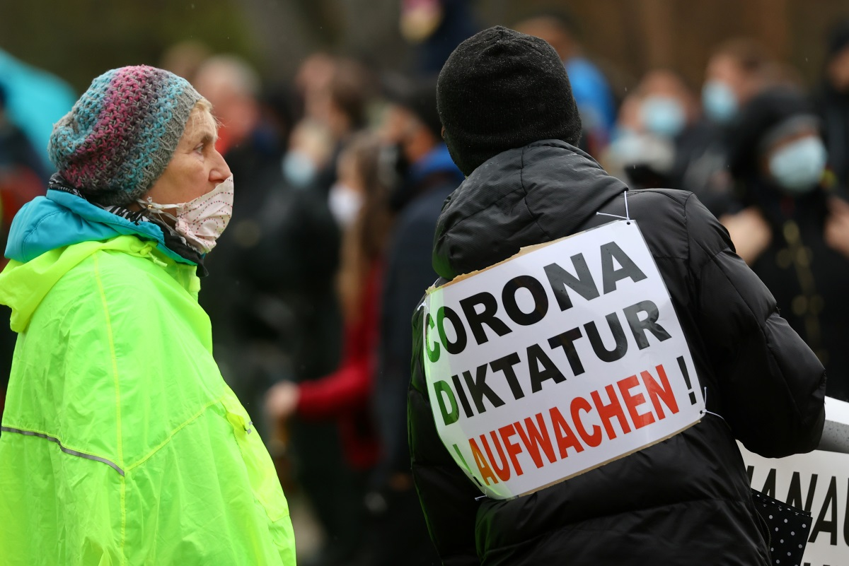 Γερμανία: Σκέψεις για παράταση του lockdown μέχρι τα μέσα του Ιουνίου