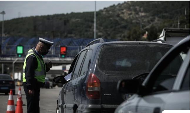 Στοχευμένα μπλόκα από την ΕΛΑΣ ενόψει Πάσχα – Πάνω από 10.000 αστυνομικοί στους δρόμους