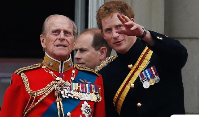 Στη Βρετανία ο πρίγκιπας Χάρι για την κηδεία του παππού του, πρίγκιπα Φίλιππου