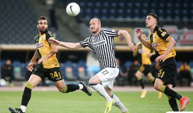 ΑΕΚ – ΠΑΟΚ 0-1: Στο 95ο λεπτό πήρε νίκη και αγκάλιασε την πρόκριση