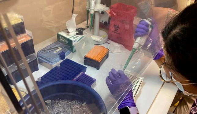 Το μικροτσίπ που εντοπίζει τον κορονοϊό στο ανθρώπινο σώμα πριν εμφανιστούν συμπτώματα