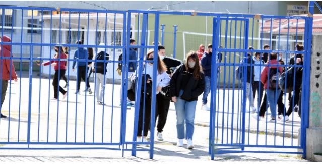 Επιστρέφουν οι μαθητές στα Λύκεια της χώρας -Με self tests και μέτρα προστασίας
