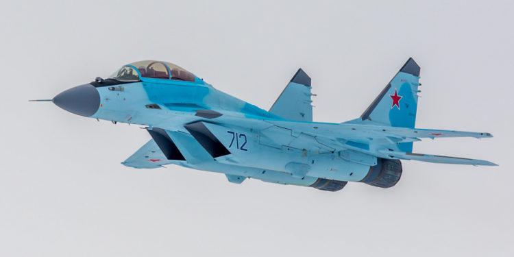 MiG-35: Το μαχητικό θα διαθέτει τεχνητή νοημοσύνη και νέο σύστημα αναγνώρισης στόχου
