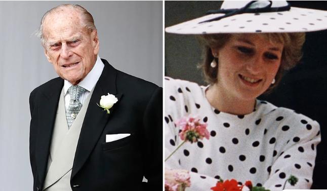 Πρίγκιπας Φίλιππος: Η ιδιαίτερη σχέση με την Νταϊάνα και η κρυφή αλληλογραφία – Ήταν ο μόνος που τη στήριξε