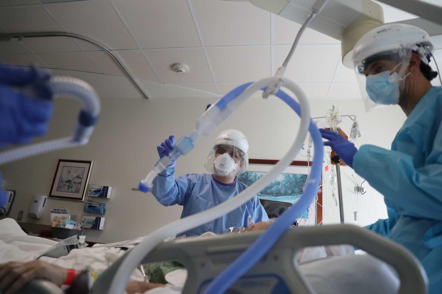 Έγκλημα στον Ερυθρό: Του έβγαλε τον αναπνευστήρα γιατί τον ενοχλούσε ο θόρυβος