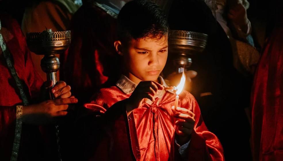 Άγιο Φως: Το Μεγάλο Σάββατο το απόγευμα στην Κρήτη
