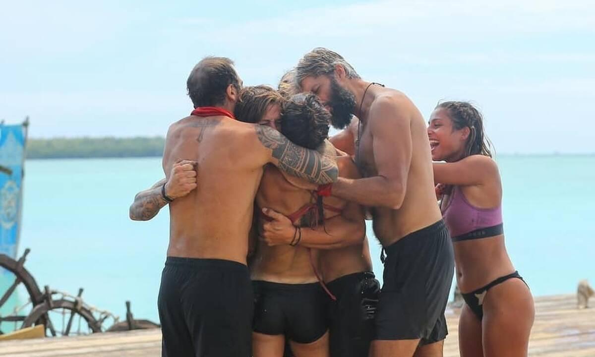 Survivor Spoiler 13/4: ΒΟΜΒΑ… Τρεις οι σίγουροι υποψήφιοι. Δεν είναι στην τετράδα ο…
