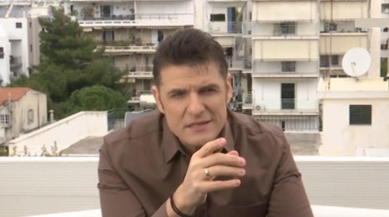 Χρίστος Αντωνιάδης για Τριαντάφυλλο: «Είχα την κακή εμπειρία να τον βρω μπροστά μου»