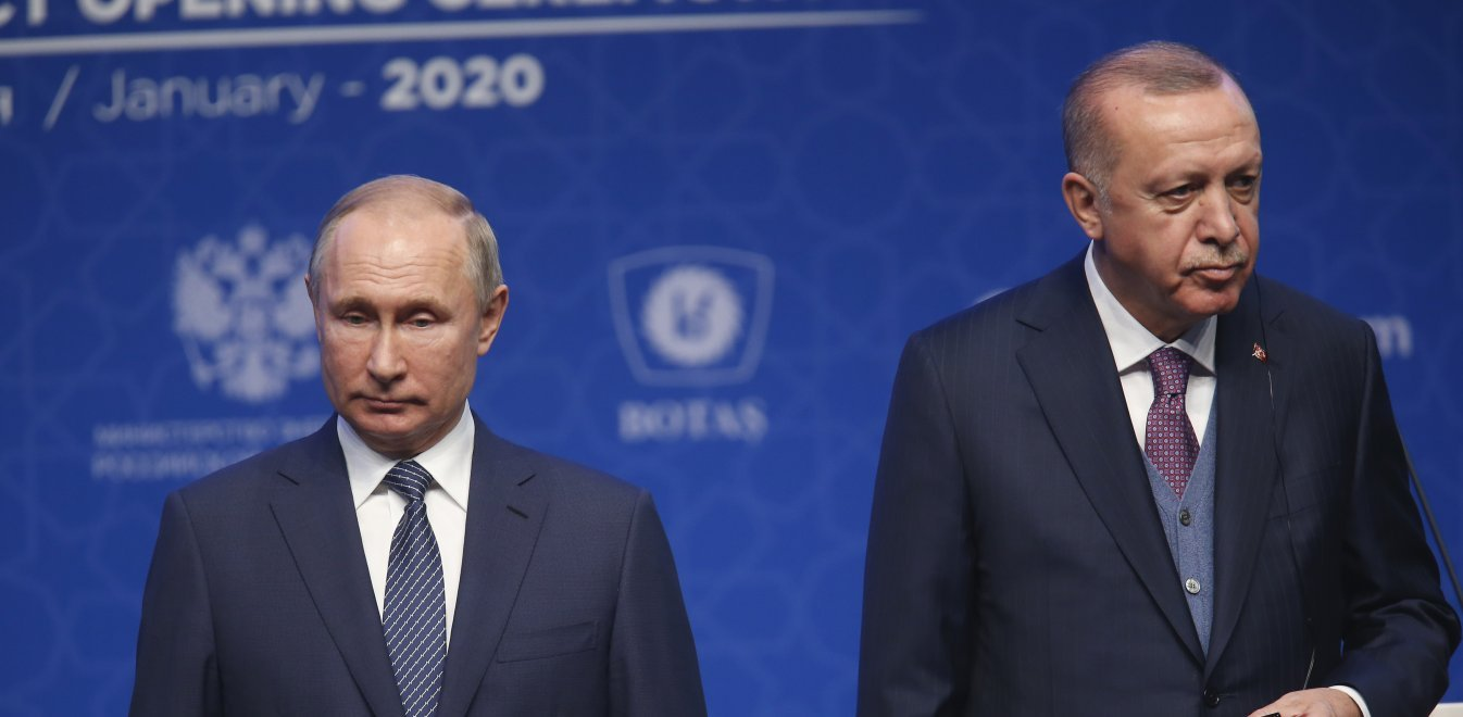 «Βράζει» η Μόσχα για τις «κολλεγιές» Τουρκίας – Ουκρανίας