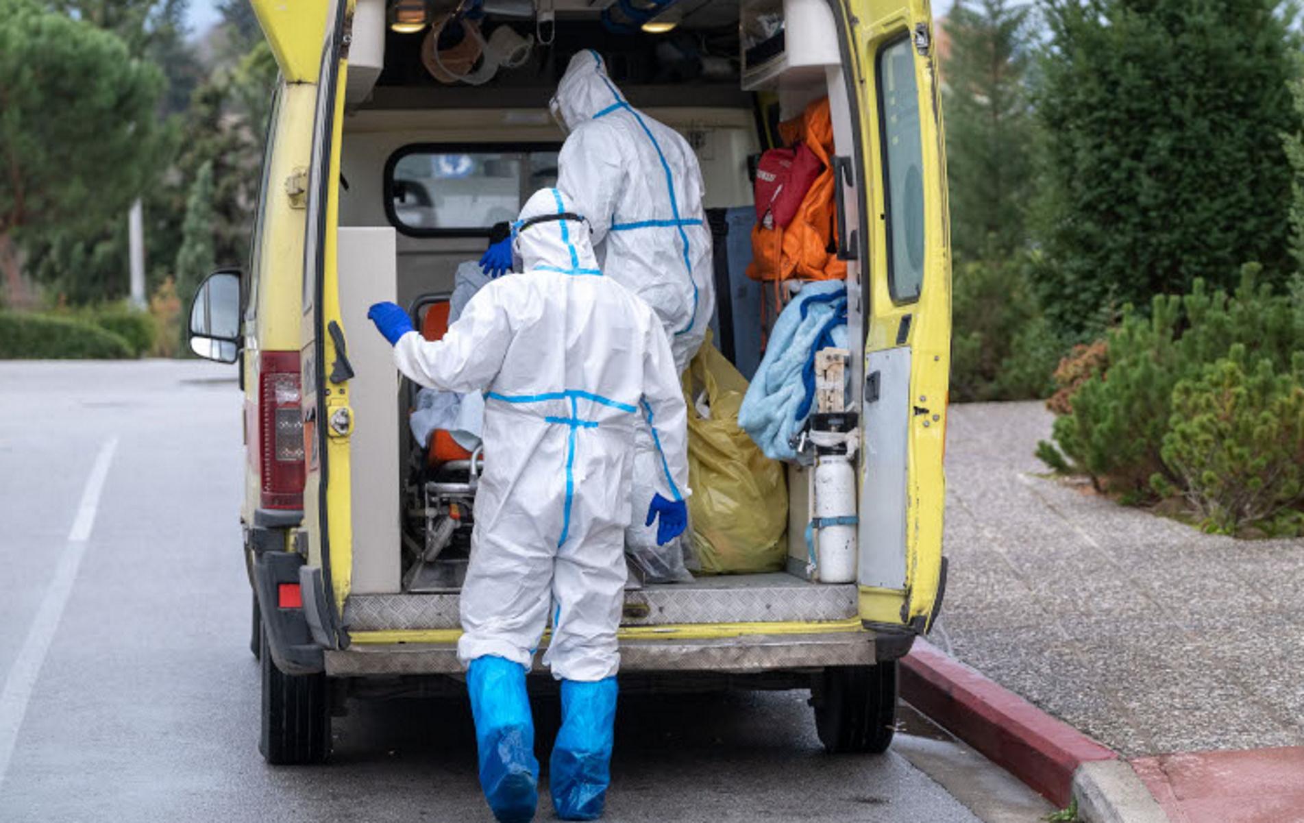 Ηράκλειο – κορονοϊός: Σάλος για τον 65χρονο που «έφυγε» σπίτι του αβοήθητος