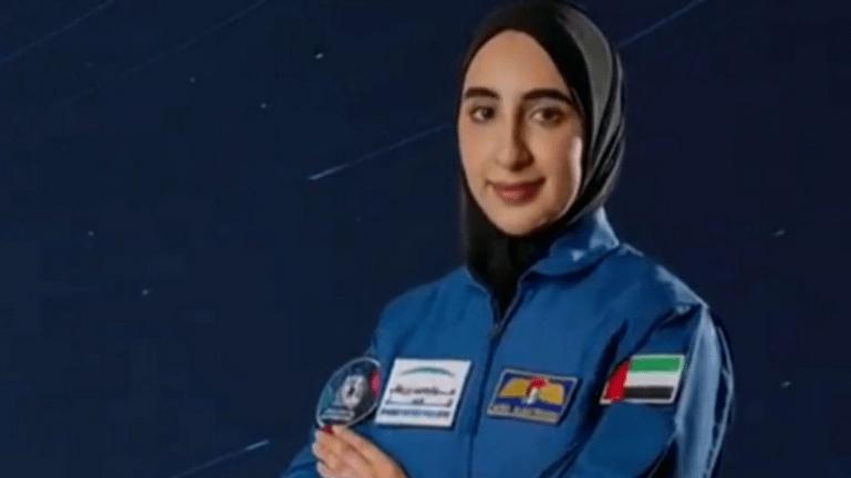 H πρώτη γυναίκα του αραβικού κόσμου που θα γίνει αστροναύτης!