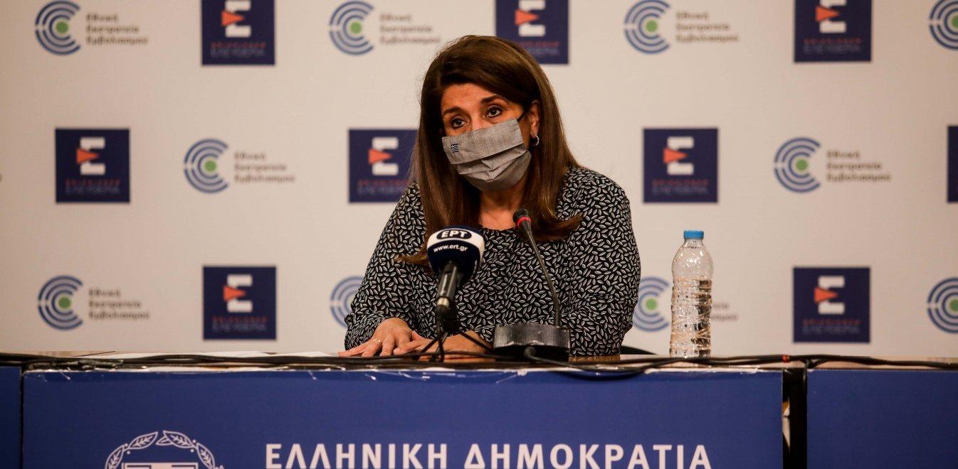 Κορονοϊός – Παπαευαγγέλου: Στο κόκκινο η Βόρεια Ελλάδα, SOS για τους εφήβους