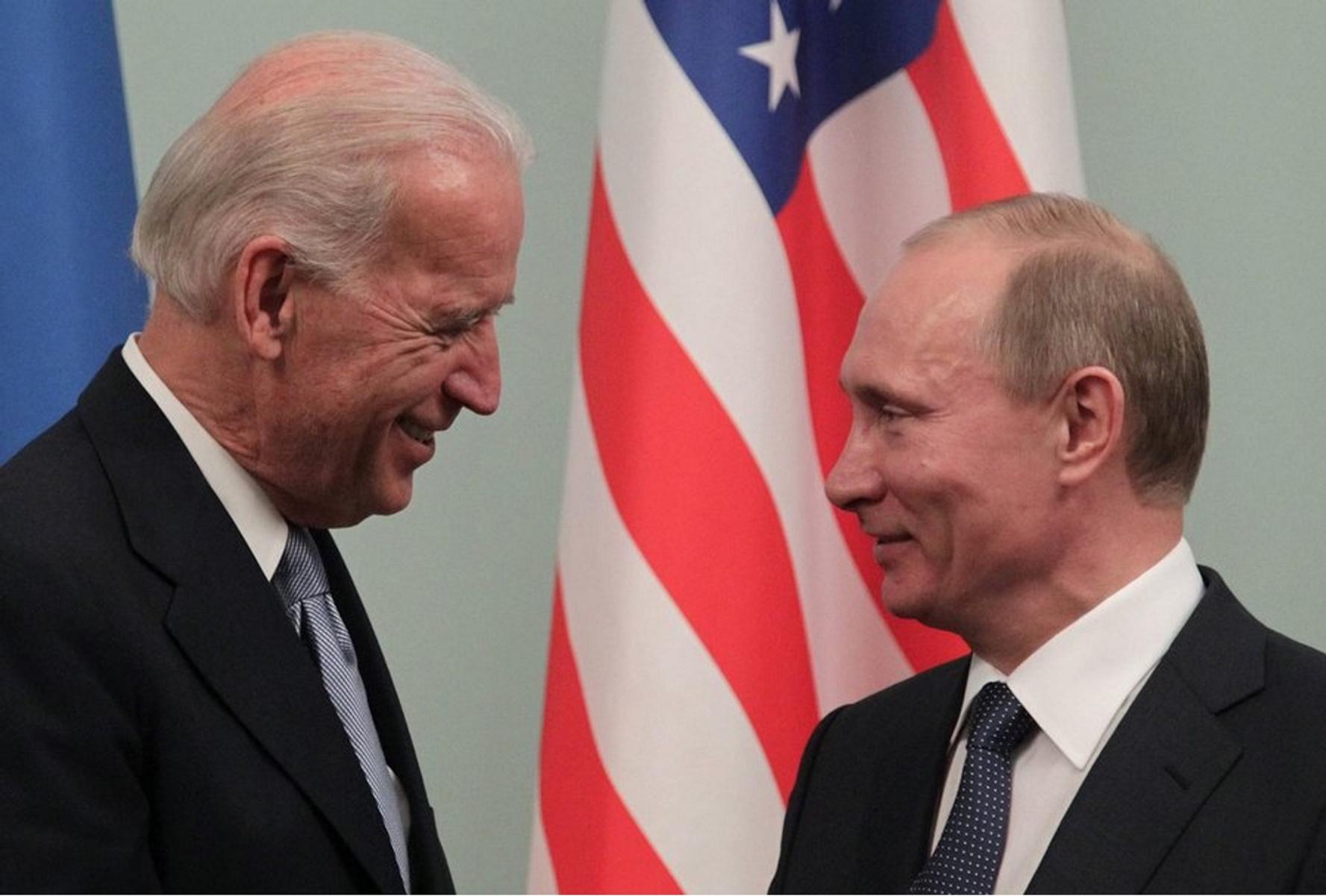 Μέρκελ και Μπάιντεν στέλνουν μήνυμα στον Πούτιν: «Μαζέψου» από την Ουκρανία