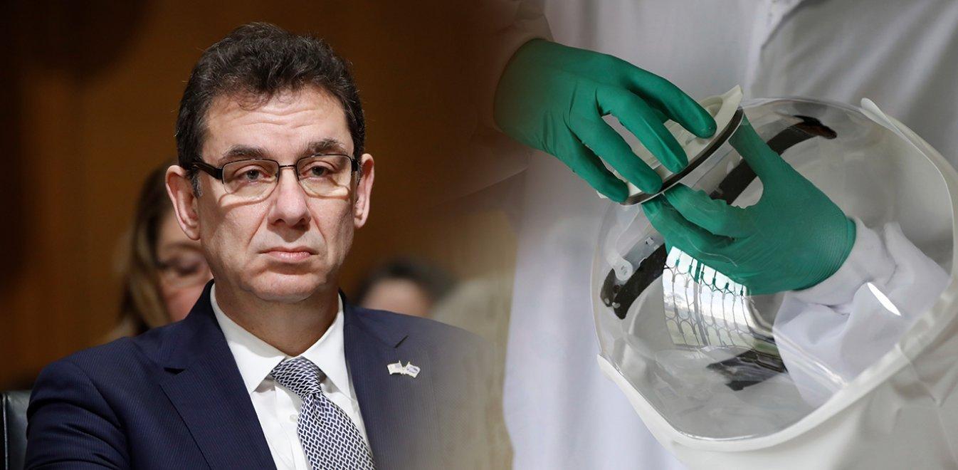 Εμβόλιο Pfizer: Ισως χρειαστεί τρίτη δόση στους εμβολιασμένους – Δήλωση Μπουρλά