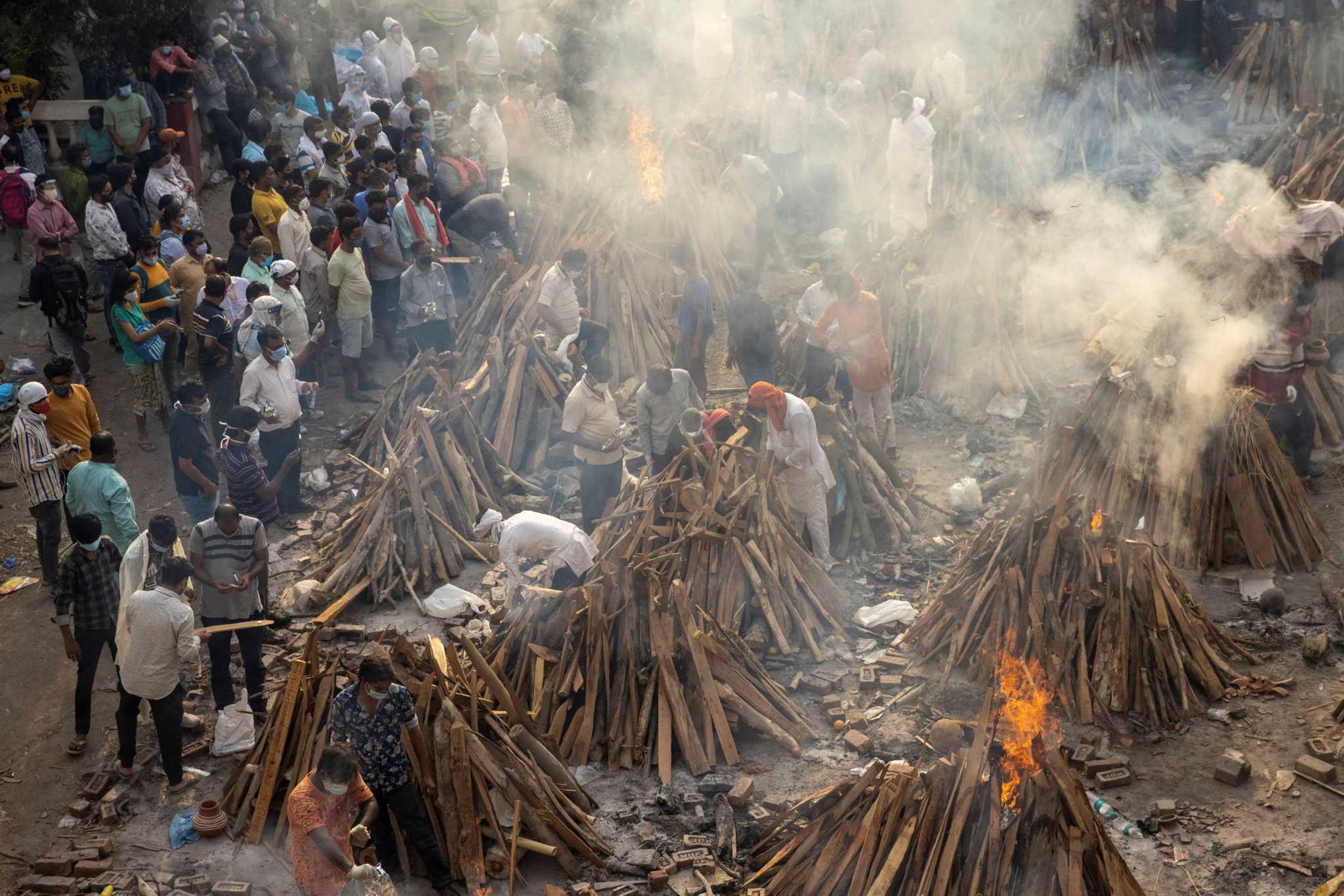 «Καμπανάκι» ΠΟΥ: Οποιαδήποτε χώρα μπορεί να βρεθεί στη θέση της Ινδίας – Τι οδήγησε στην κρίση