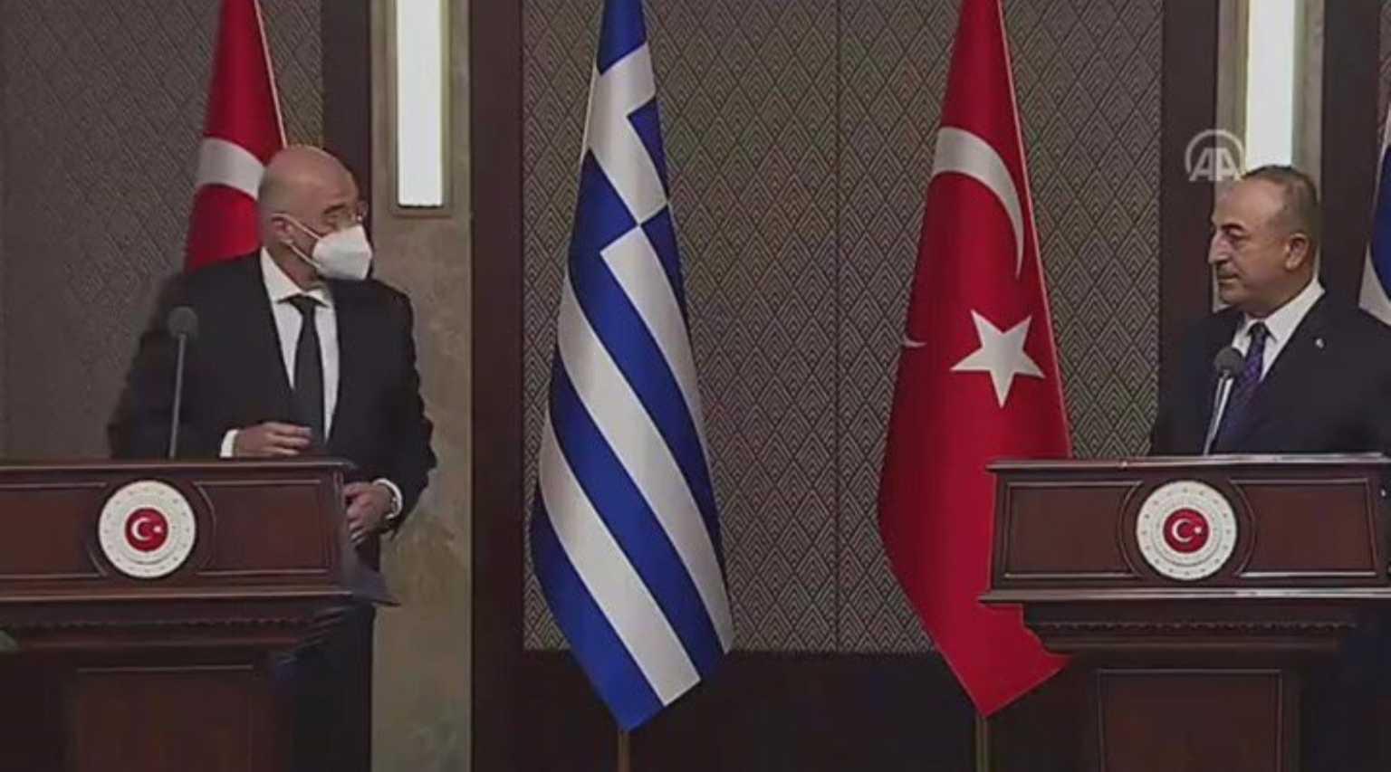 Δένδιας – Τσαβούσογλου: Η εντολή Μητσοτάκη στον Έλληνα υπουργό Εξωτερικών