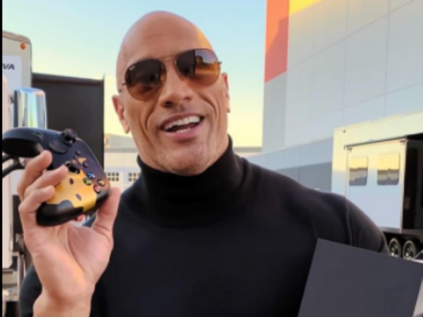 """Ο """"The Rock"""" είναι έτοιμος να γίνει πρόεδρος της Αμερικής"""