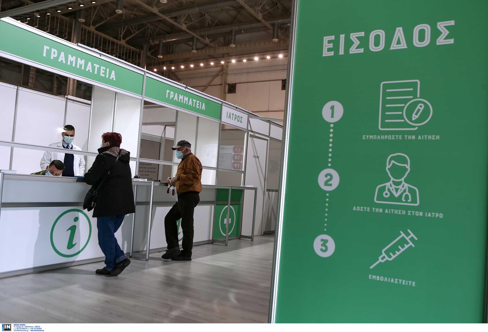 Θεμιστοκλέους: Μέσα στον Μάιο ανοίγει η πλατφόρμα για τους 40ρηδες