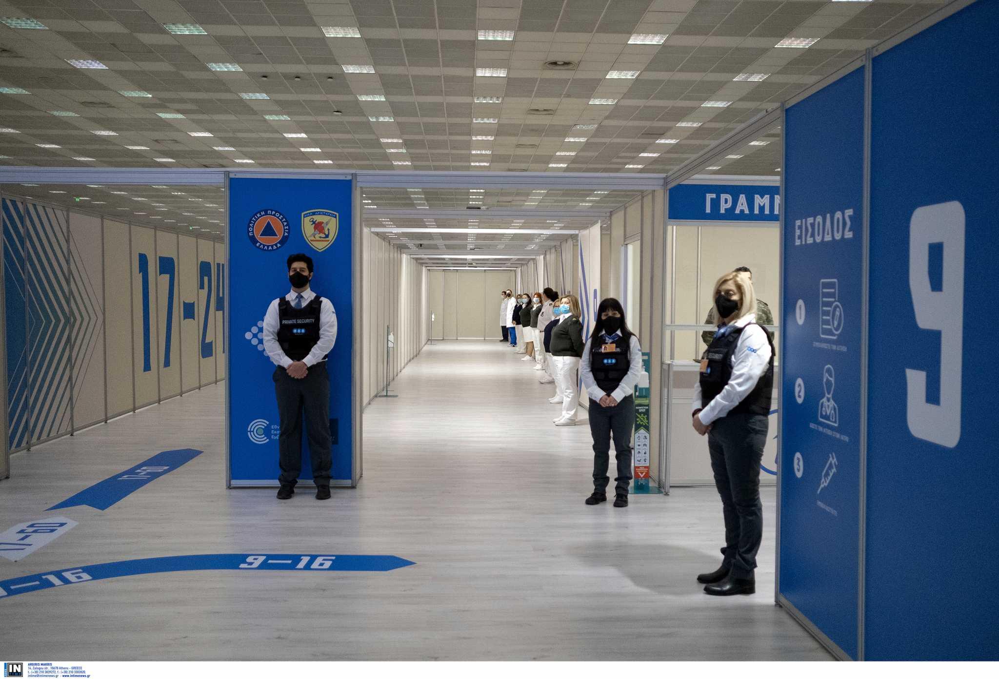 Εμβόλιο AstraZeneca: Κλείνουν ραντεβού για την «απελευθέρωση» οι 30αρηδες στη Θεσσαλονίκη (vid)