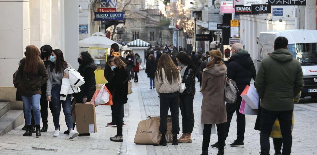 Αισιοδοξία για βελτίωση της επισκεψιμότητας στο λιανεμπόριο