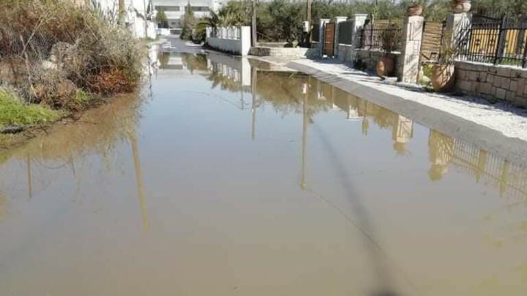 Κραυγή απόγνωσης για τα νερά από τους κατοίκους της Φοινικιάς