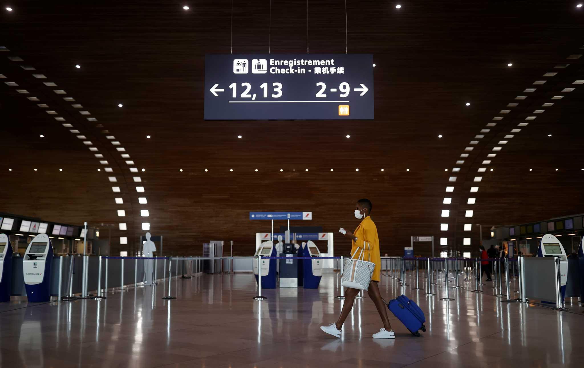 Γαλλία: Πρόστιμο 1.500 ευρώ για τους ταξιδιώτες που «σπάνε» την καραντίνα