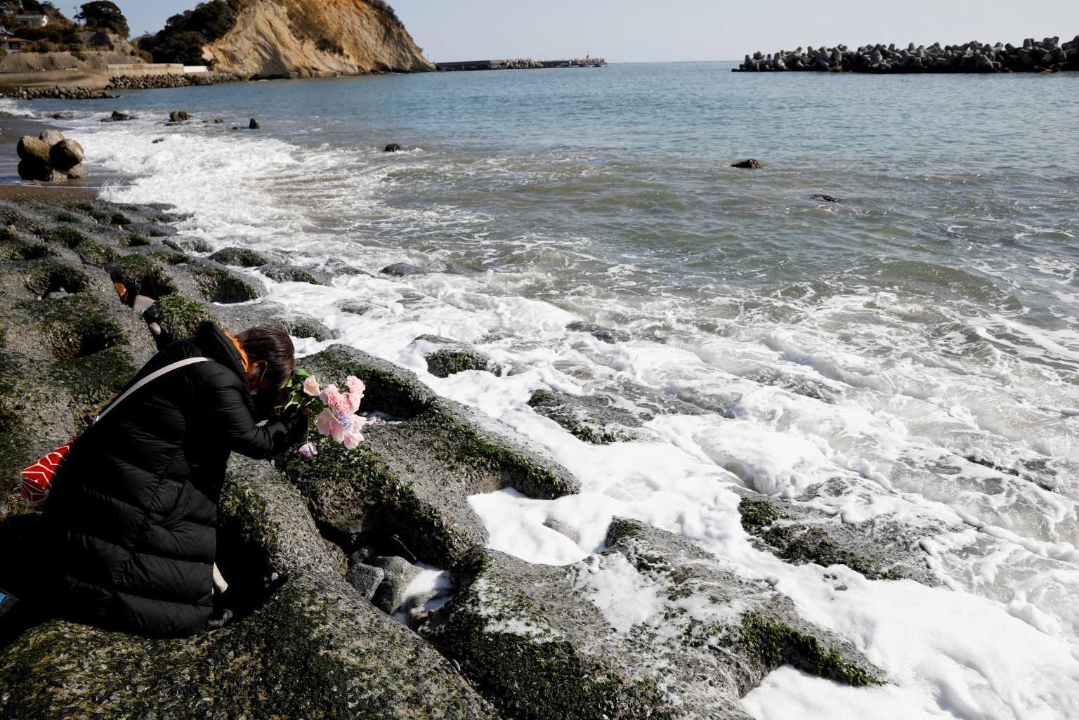 Φουκουσίμα: Στη θάλασσα θα απορριφθεί το μολυσμένο νερό από τον πυρηνικό σταθμό