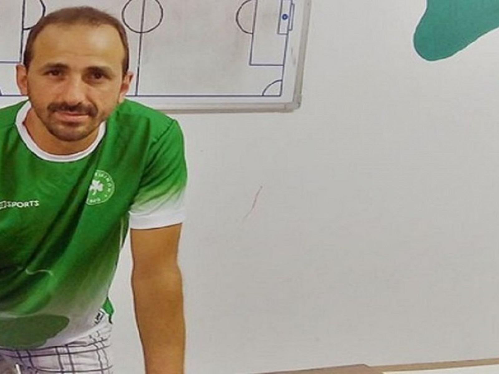 Στο πένθος η Νέα Αλικαρνασσός για τον θάνατο του ποδοσφαιριστή