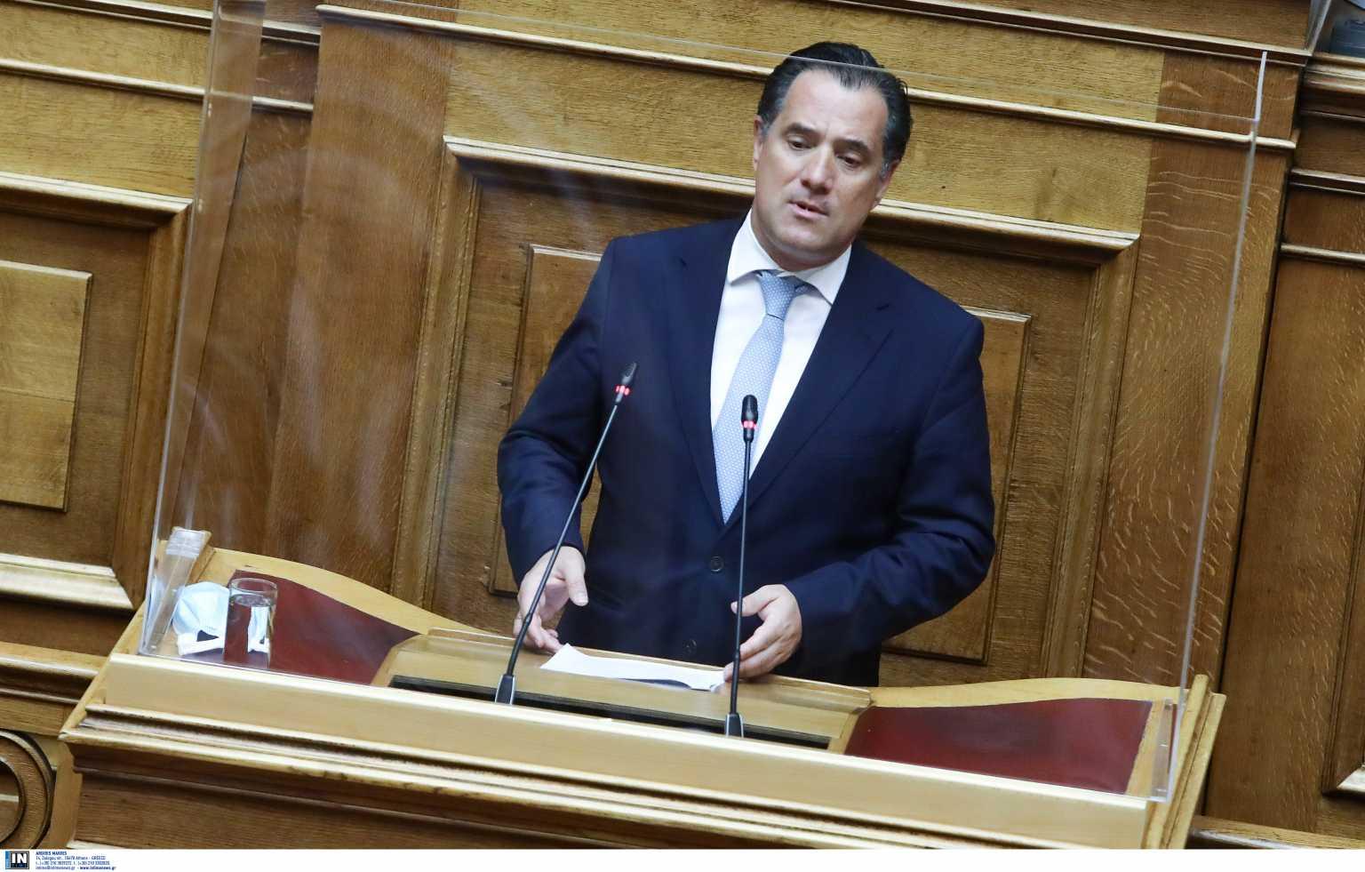 Γεωργιάδης: Η επιτροπή λέει όχι στα ανοικτά εμπορικά κέντρα – « Το κράτος δεν μπορεί να δίνει λεφτά για πάντα»