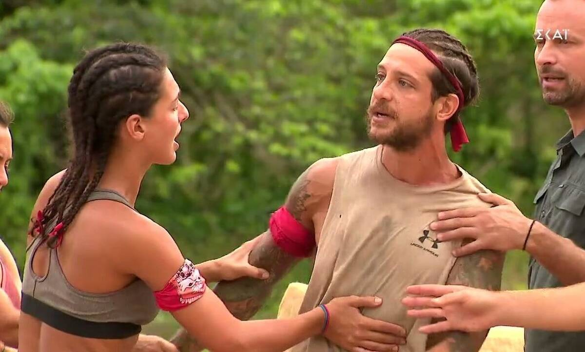 Survivor: Το χοντρό περιστατικό ανάμεσα σε Αλέξη και Ηλία – Παρενέβη ο Λιανός
